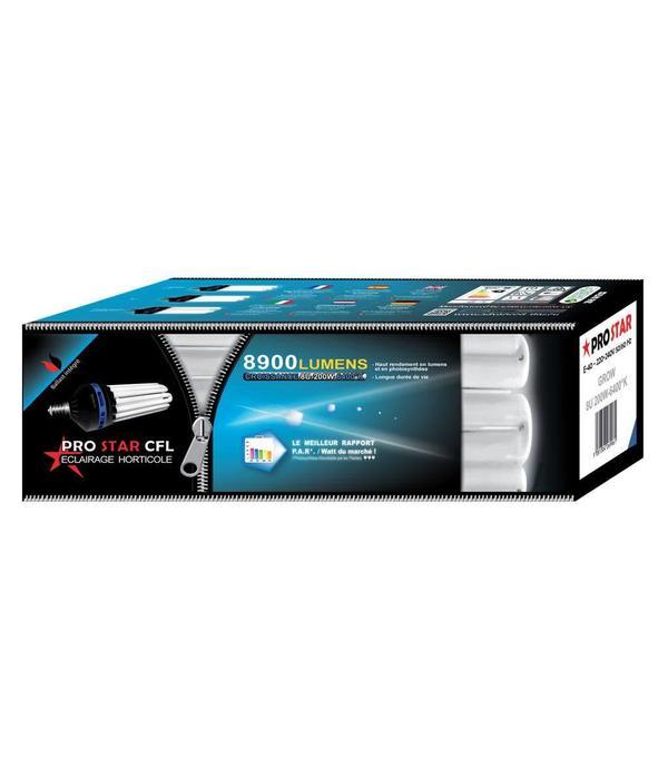 Secret Jardin Prostar CFL E40 Spaarlamp 200 Watt Groei