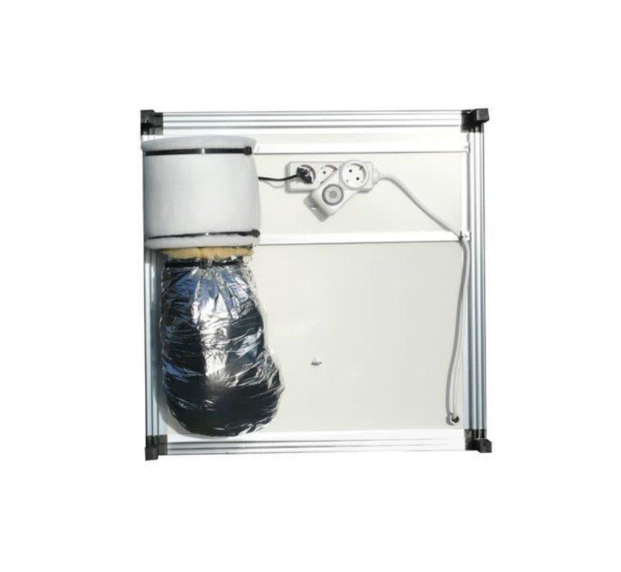 Bonanza HP 100 Watt LED  Mini Kweekkast 0.35m2