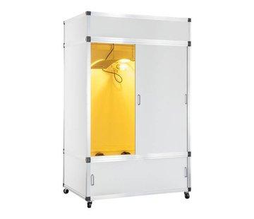 G-Tools Wing G-Kit 400 Indoor Kweekkast HPS 600 Watt 1m²