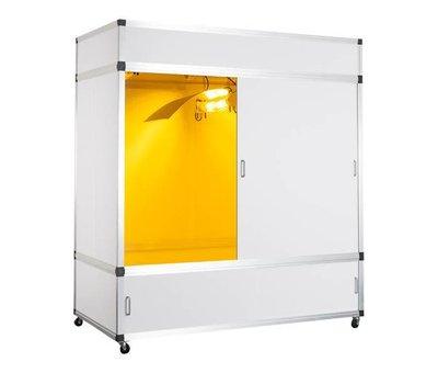 G-Tools G-Kit Wing 800 HPS Growschrank 1200 Watt 1.5m2 - Voll Ausgestattet