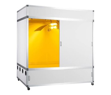 G Tools G Kit Wing 1200 Grow Cabinet 2m2