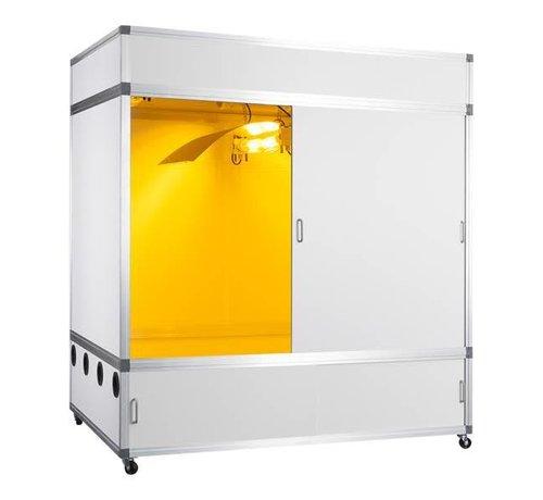 G-Tools Wing G-Kit 1200 Indoor Kweekkast HPS 1200 Watt 2m²
