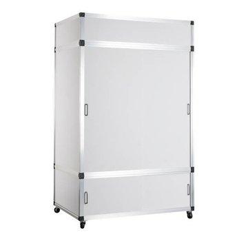 G Tools Premium Wing 400 Grow Cabinet Empty 1m2
