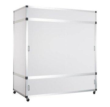 G Tools Premium Wing 800 Grow Cabinet Empty 1.5m2
