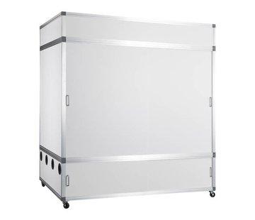 G Tools Premium Wing 1200 Grow Cabinet Empty 2m2