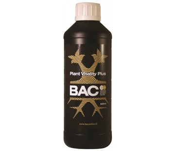 BAC Plant Vitality Plus Pflanzenverstärker 250 ml
