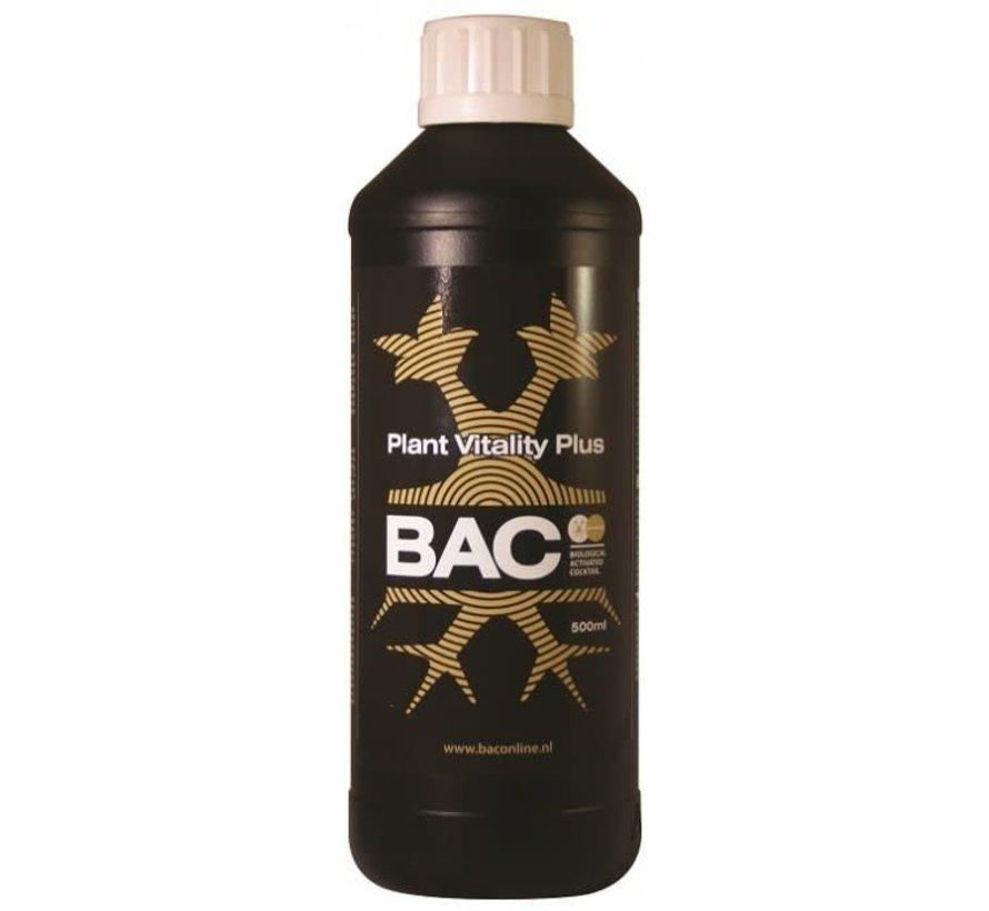 BAC Plant Vitality Plus Potenciador de Plantas 250 ml
