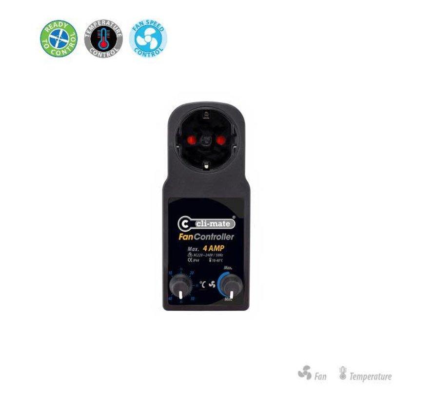 Cli-Mate Fan Controller 4A