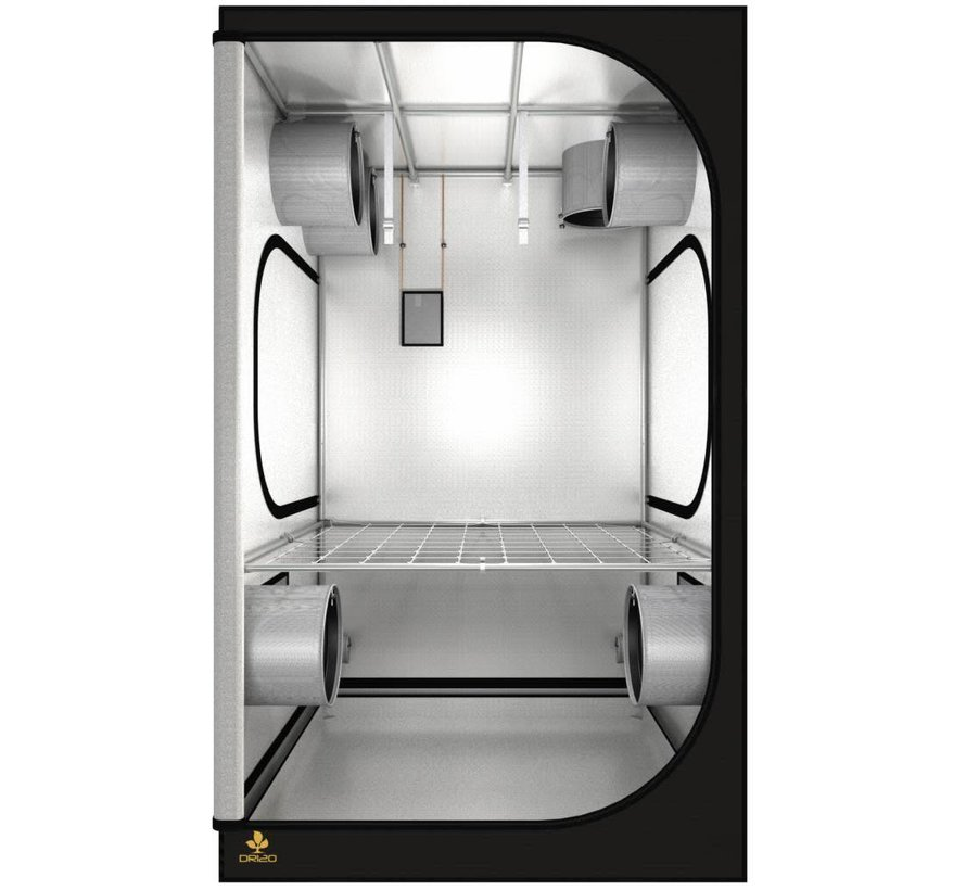 Secret Jardin Dark Room DR120 R3.0 Growbox 120x120x200 cm