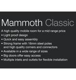 Mammoth Classic 90 Kweektent 90x90x160 cm