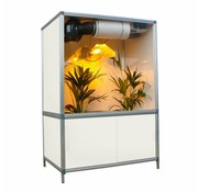 G Tools Bonanza 600 Watt HPS Grow Cabinet 1m2