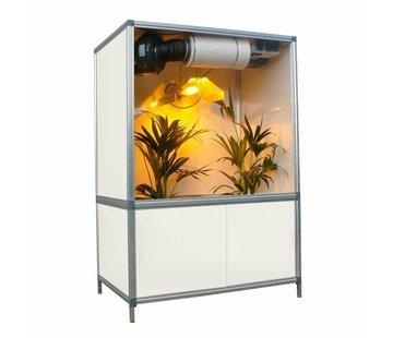 G Tools Bonanza HPS Cabinet de Cultivo 600 Vatios 1m2
