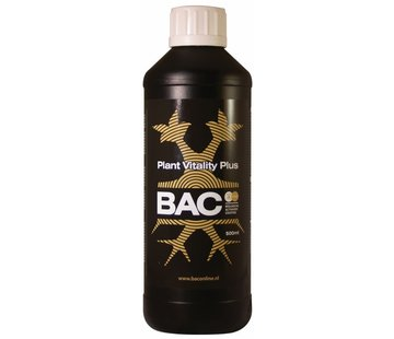 BAC Plant Vitality Plus Potenciador de Plantas 500 ml