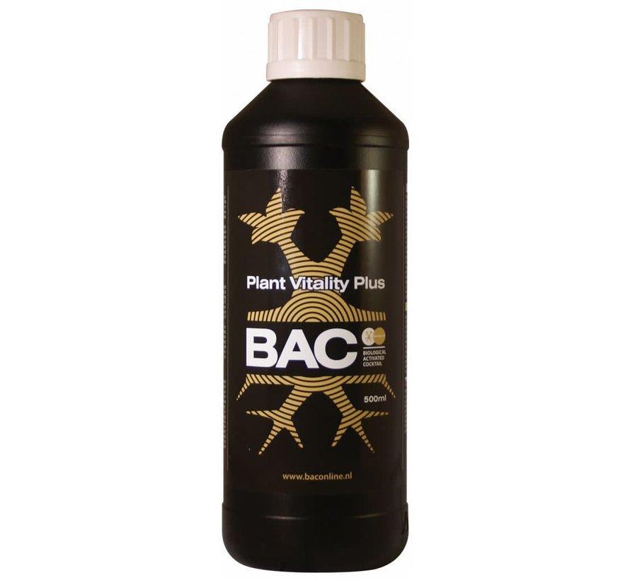 BAC Plant Vitality Plus Plant Booster 500 ml