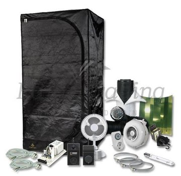 Secret Jardin DR 90 Grow Tent Compleet 400 Watt 90x90x185