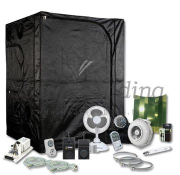 Secret Jardin DR 150 Grow Tent Compleet 600 Watt 150x150x235