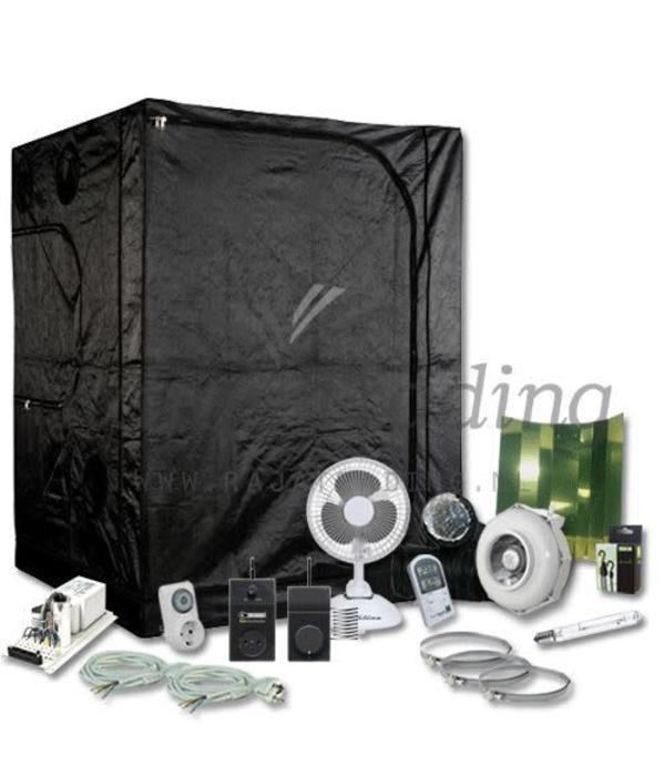Secret Jardin DR 150 Kweektent Compleet 600 Watt 150x150x235