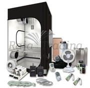 Secret Jardin DR150 Grow Tent Kit 2x 600 Watt 150x150x235