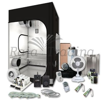 Secret Jardin DR 150 Grow Tent Compleet 2x 600 Watt 150x150x235
