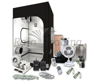 Secret Jardin DR150 R3.0 Kweektent Compleet 2x600 Watt 150x150x217