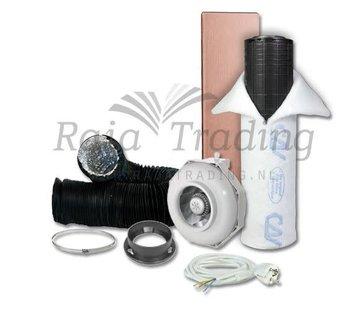 Can Fan RK 125L Kit de Ventilación 600w max 350 m³/h