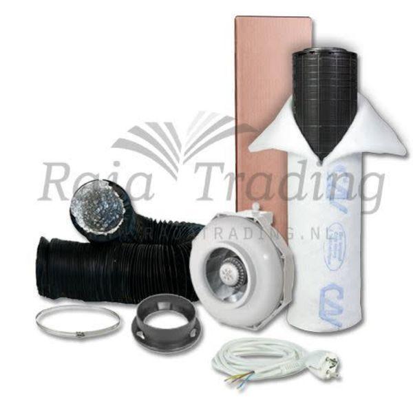 Ventilatie set 600w max 350 m3/h