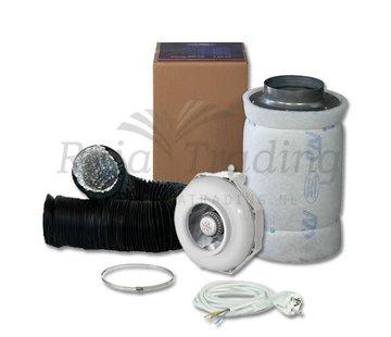 Can Fan RK 200 Ventilation Kit 1600w max 820 m3 /h
