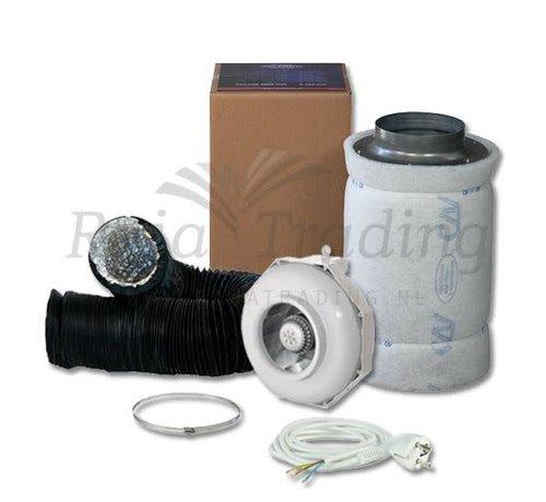 Can Fan RK 200 Ventilatie set 1600w max 820 m3 /h