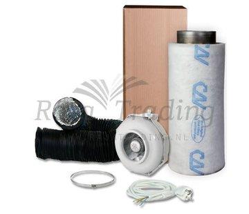 Can Fan RK 160 Kit de Ventilación 800w max 460 m3 /h