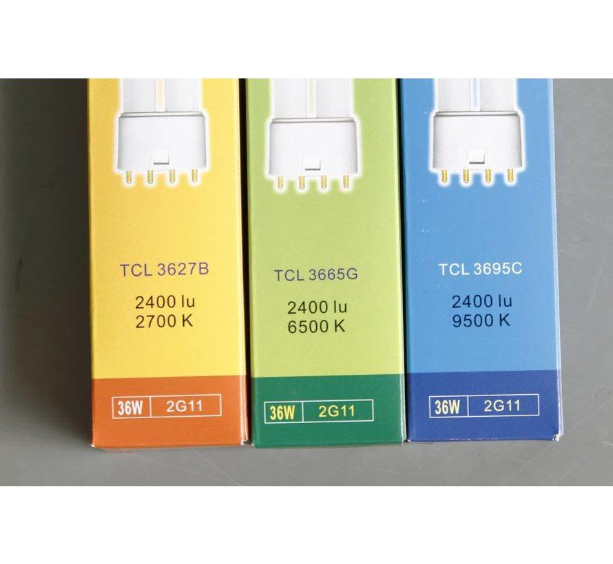 Mammoth TCL 36W 9500K (Stekken)