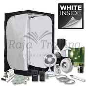 Mammoth Ivory 120 Grow Tent Kit  600 Watt 120x120x180