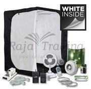 Mammoth Ivory 150 Grow Tent Kit 600 Watt 150x150x200