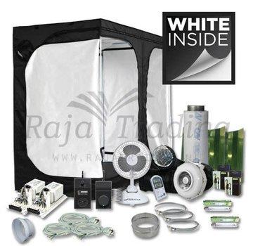 Mammoth Ivory 240L Grow Tent Compleet 2x 600 Watt 240x120x200
