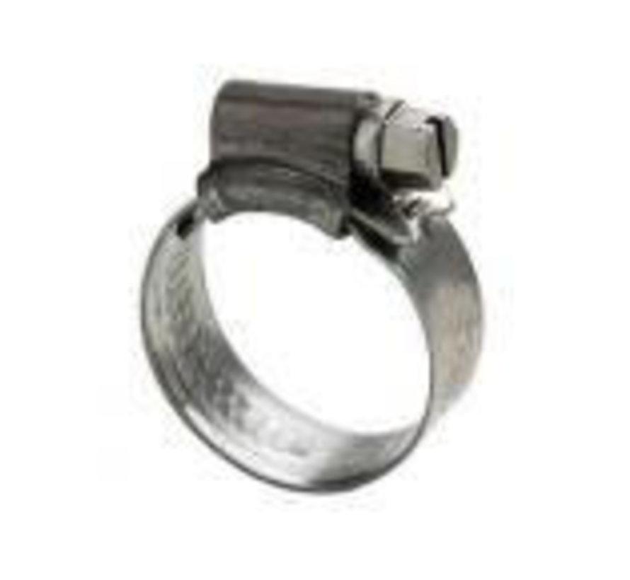 26-38 mm mm wormschroef slangklem verzinkt