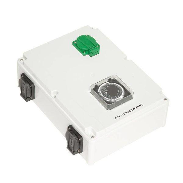 DV14 Schakelkast 4 x 600 Watt