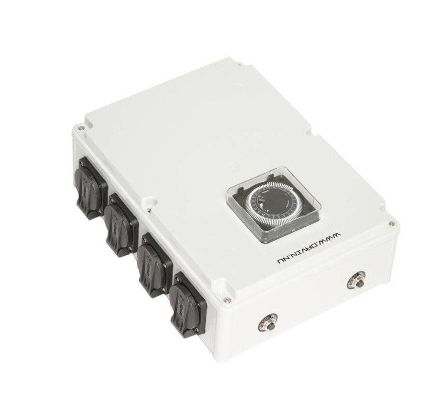 Davin DV28 Schakelkast 8 x 600 Watt
