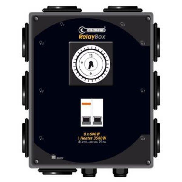 VOI-Box Schakelkast 8x600 Watt