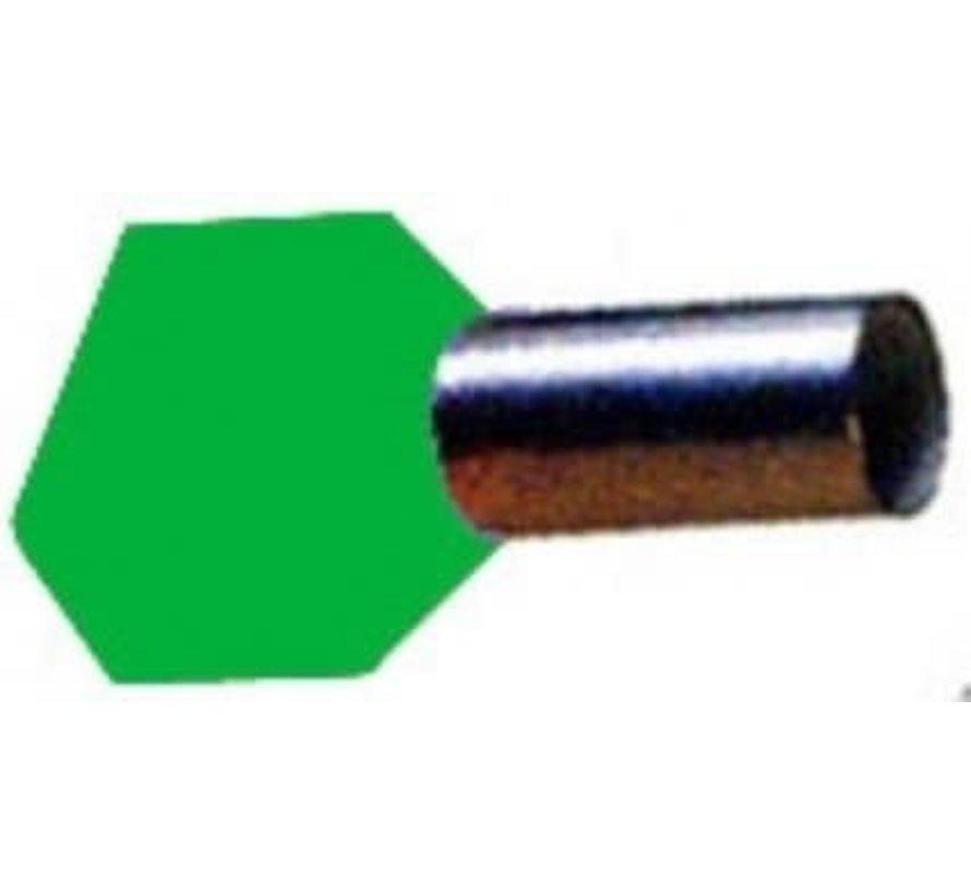Pershuls geisoleerd twin 2 x 6.0mm