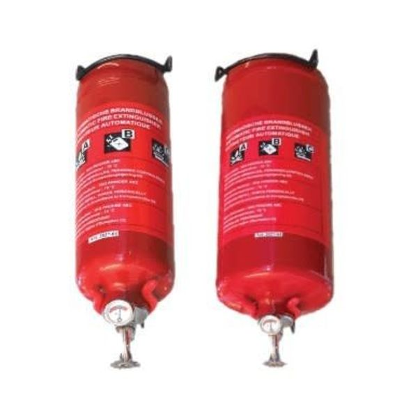 Automatische brandblusser 12 kilo