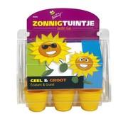 Buzzy Seeds Kids kweekset Zonnig Tuintje