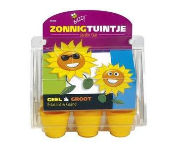 Buzzy Kids kweekset Zonnig Tuintje
