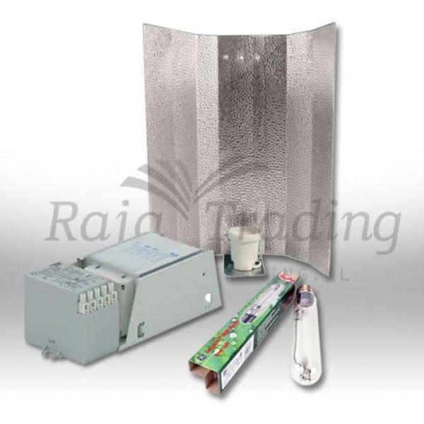 GE Lucalox 400 Watt Kweeklamp set