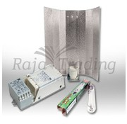 ELT GE Lucalox 600 Watt Kweeklamp set