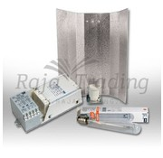 Betere Kweeklamp Compleet 600 Watt [Top 10] » Raja Trading   The Urban ED-16