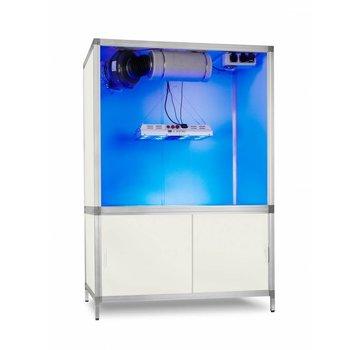 G Tools Bonanza G-Leds 560 Watt LED Grow Cabinet 1m2