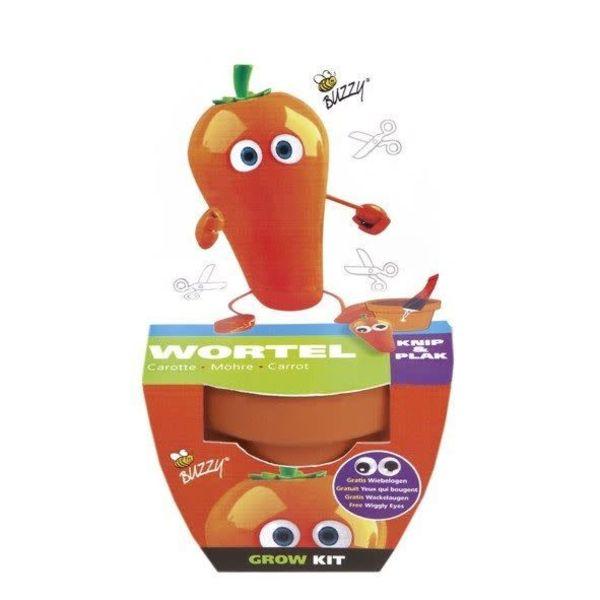 Kids Grow Kit Wortel