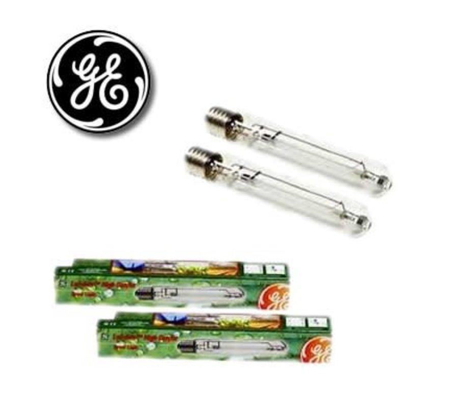 General Electric 2 x Lucalox 600 Watt HPS High Output lamp