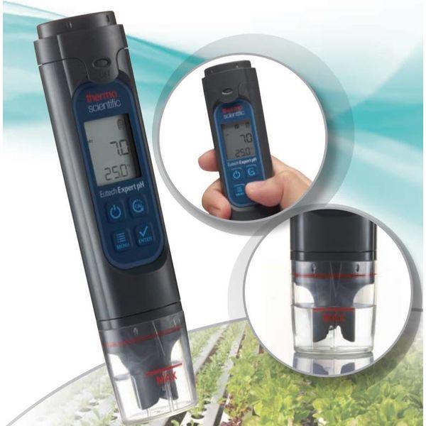 Expert pH meter