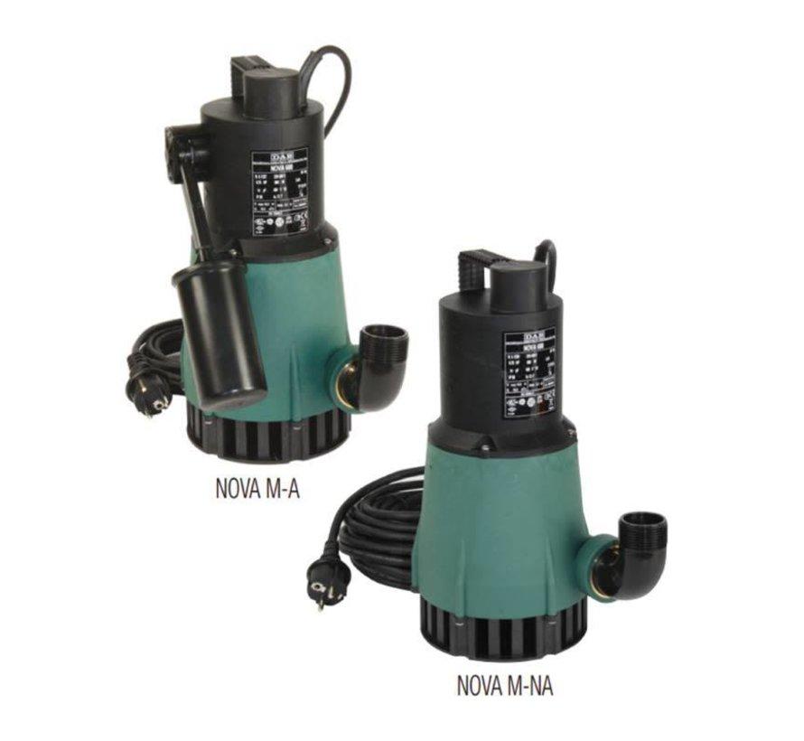 DAB Nova 180 Dompelpomp 5000 Lpu met of zonder vlotter