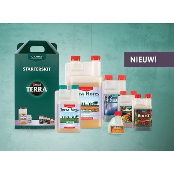 Terra Starter Kit Voeding Set